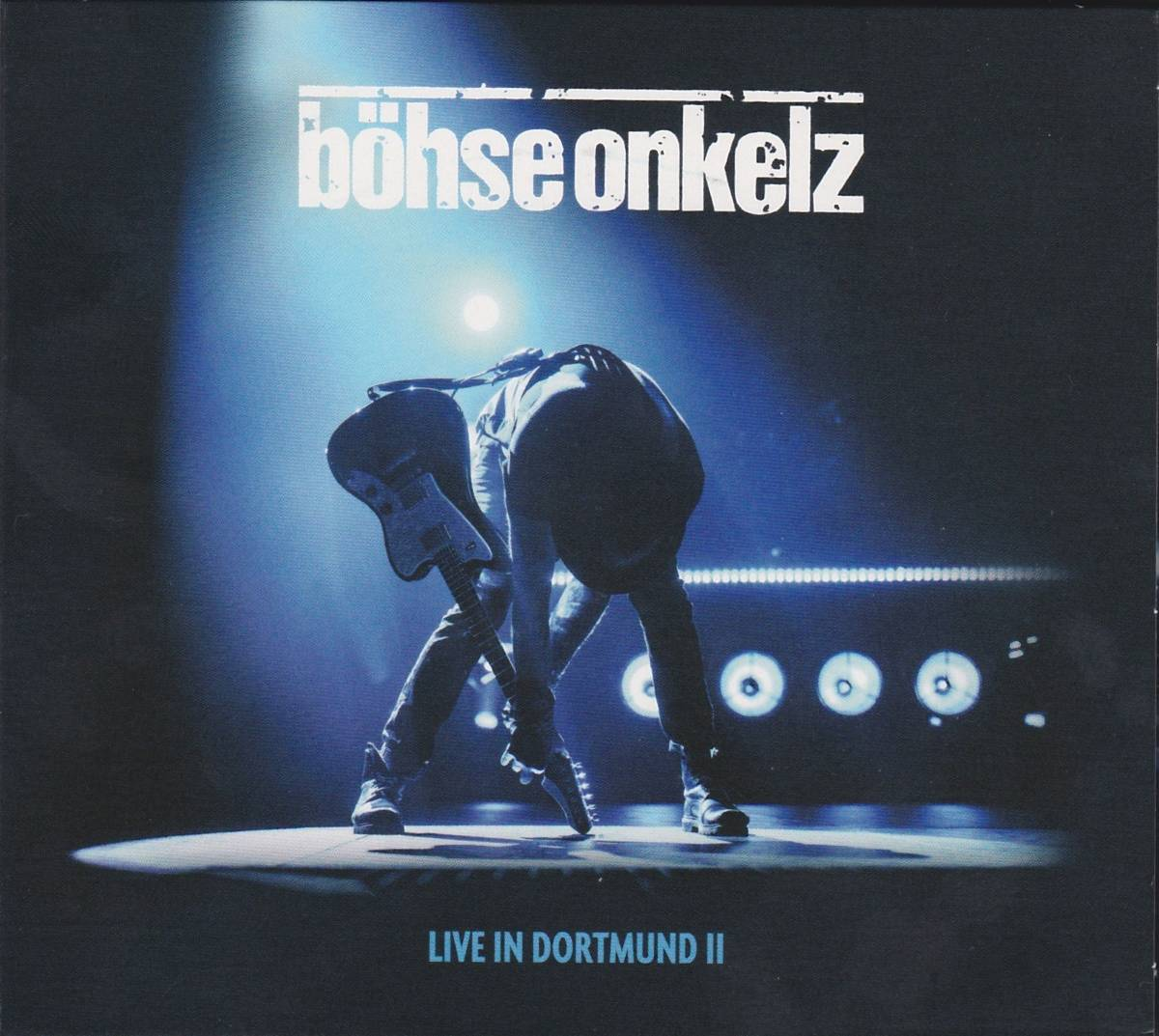 Live in Dortmund II Cover